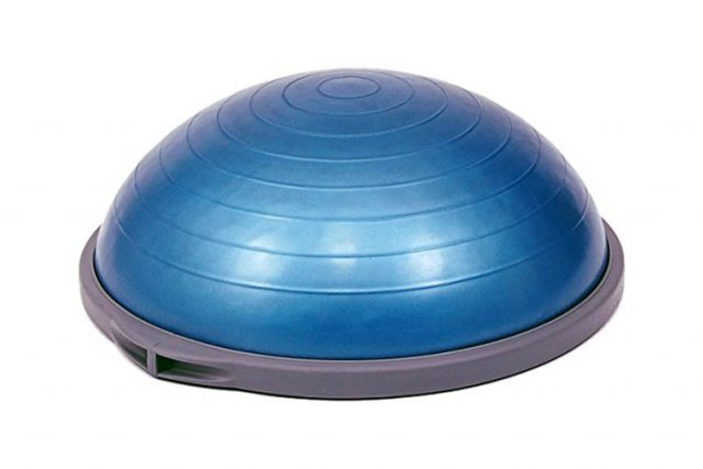 Bosu Ball : Mon test du meilleur des balances trainer !