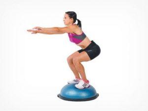 squat balance trainer